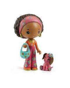 Djeco Tinyly - Poppy & Nouky