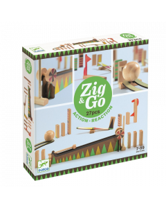 Djeco Zig & Go - 5641 27 pieces