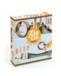 Djeco Zig & Go - 5642 25 pieces