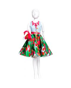 Peggy Tulip Dress Your Doll