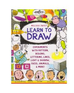 EeBoo Learn To Draw with Melissa Sweet