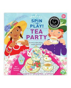 Spin To Play - Tea Party