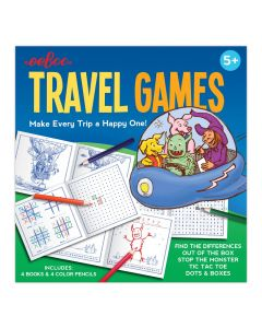 Eeboo Travel Games