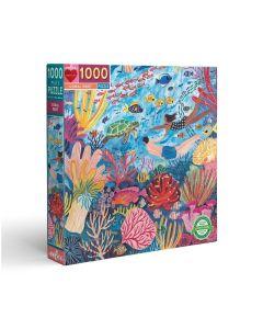 Eeboo 1000 Piece Puzzle - Coral Reef