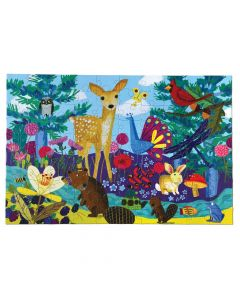 Eeboo Life On Earth 100 piece puzzle