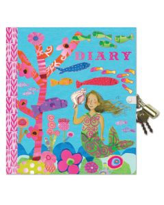 Eeboo Mermaid Secret Diary