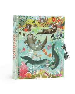 Eeboo Otters Secret Diary