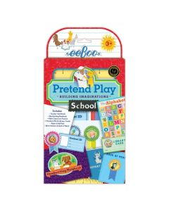 Eeboo Pretend Play - School