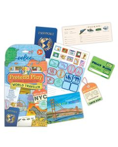 Eeboo Pretend Play - World Traveller