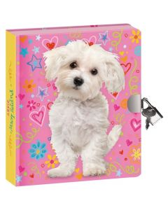 Eeboo Puppy Love Diary 5266