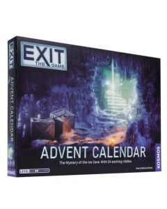 Exit Games Advent Calendar - The Mystery of the Ice Cave