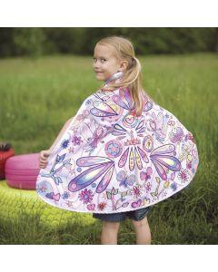 Great Pretenders Colour a Cape - Fairy