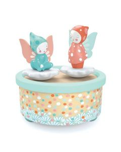 Djeco Magnetic Musical Box - Fairy Melody
