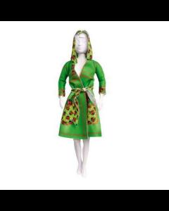Fanny Ladybug Coat Set