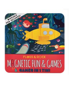 Floss and Rock - Magnetic Fun & Games - Deep Sea
