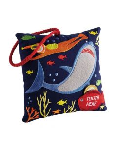 Floss and Rock - Tooth Fairy Cushion Deep Sea