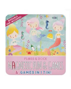 Floss and Rock - Magnetic Fun & Games - Mermaid