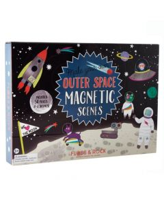 Floss and Rock Magnetic Play Scenes - Outer Space 39P5100120