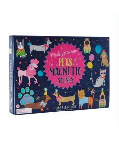 Floss and Rock Magnetic Play Scenes - Pets 39P5110120