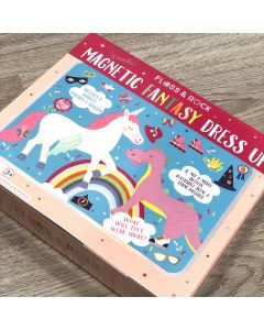 Floss and Rock - Wooden Magnetic Fantasy Dress Up