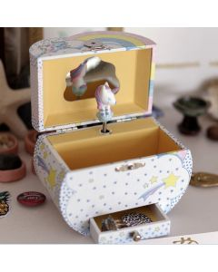 Djeco Musical Boxes  -  Dream of Unicorns