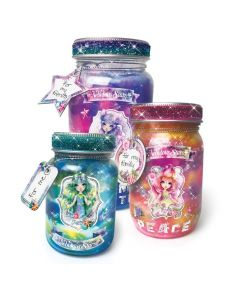 Galaxy Wish Jars - Nebulous Stars