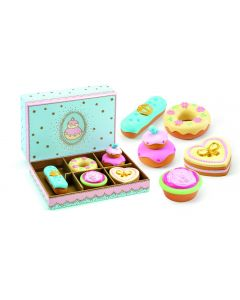 Djeco Princesses' Cakes