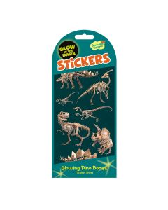 Peaceable Kingdom Glowing Dino Bones Stickers