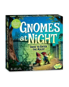 Gnomes at Night - A Peaceable Kingdom Cooperative Game