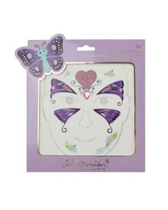 Great Pretenders - Butterfly Fairy Face Stickers 87601