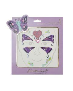 Great Pretenders - Butterfly Fairy Face Stickers 87601