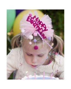 Great Pretenders - Happy Birthday Headband 89030