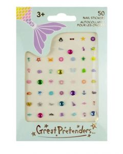 Great Pretenders - Mermaid Nail Stickers