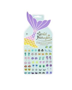Great Pretenders - Stick on Mermaid Earrings 87504