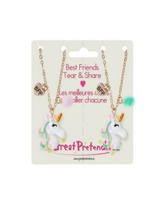Great Pretenders - Unicorn BFF Necklace