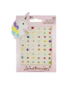 Great Pretenders - Unicorn Nail Stickers 87704