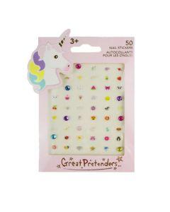 Great Pretenders - Unicorn Nail Stickers 87704
