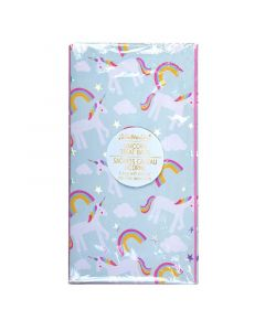Unicorn Treat Bags With Stickers (x8) - save 25%