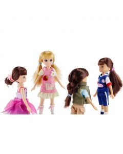 Lottie Doll Accessories - Hair Care Set