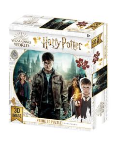 Harry Potter Super 3D Puzzle - The Final Battle 500 piece