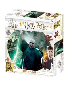 Harry Potter Super 3D Puzzle - Voldemort 500 piece