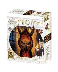 Harry Potter Prime 3D Puzzle - Fawkes