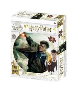 Harry Potter Prime 3D Puzzle - Harry Potter