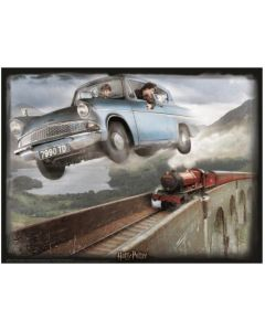 Harry Potter Super 3D Puzzle - Ford Anglia