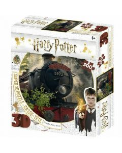 Harry Potter Super 3D Puzzle - Hogwarts Express