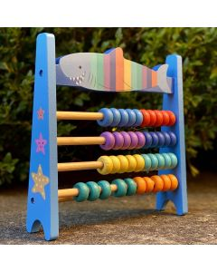 Orange Tree Toys - Shark Abacus