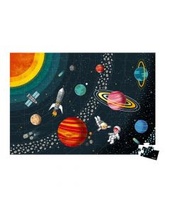 Janod Educational Puzzle - Solar System Ref. J02678