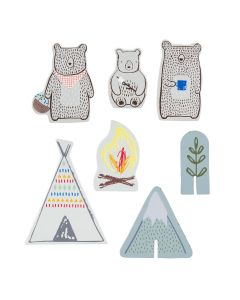 Bear Camp Play Set In A Suitcase - save 20%