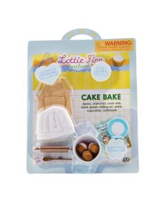 Lottie Doll Accessories - Cake Bake LT109