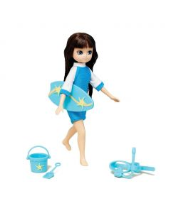 Lottie Doll Outfits - Body Boarder